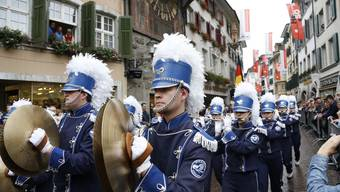 Marching Parade Solothurn