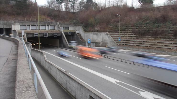 Tunnelprojekt für dritte Gubrist-Röhre kann vielleicht doch realisiert werden (Archivbild).