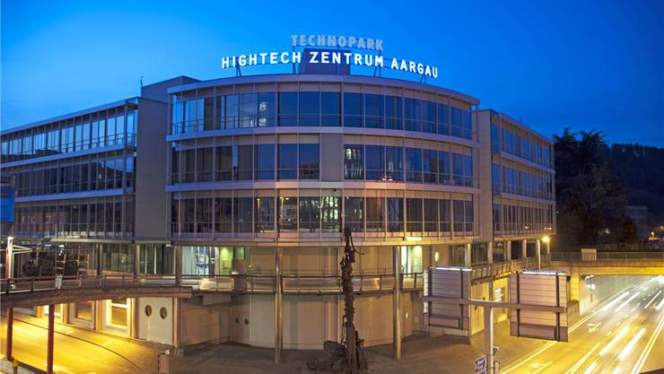 Künftig soll das Hightech-Zentrum in Brugg eine wichtige Rolle beim Anstosseninnovativer Vorhaben spielen.