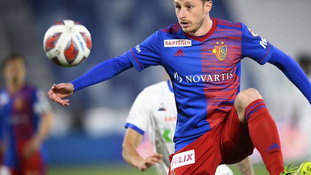 Luca Zuffi zieht zum FC Sion