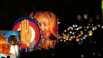Tausende Zuschauer feiern jedes Jahr am Morgestraich den Auftakt zu den «drey scheenschte Dääg».