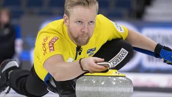 Der alte und neue Weltmeister: Niklas Edin, der Ausnahme-Curler aus Karlstad