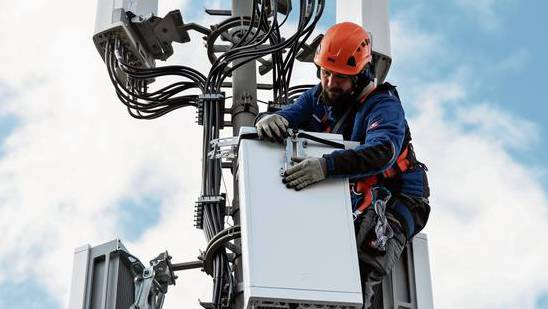5G-Antennen gibt es schon vielerorts.
