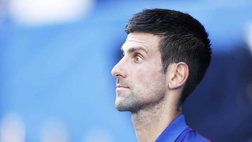 Djokovic verzichtet auch auf Start in Cincinnati