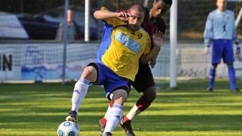 Fussball: 2. Liga Inter, Gruppe 4: FC Langenthal - FC Nordstern Basel.