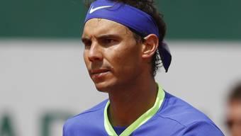 In Paris wieder einmal nicht zu stoppen: Rafael Nadal