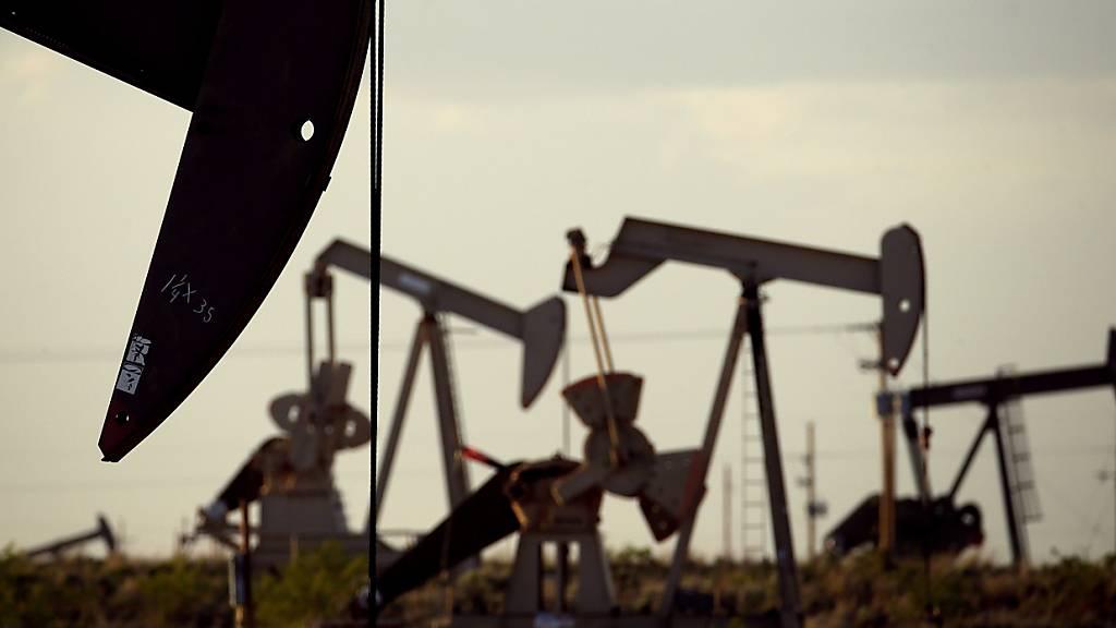 Ölpreise steigen weiter nach Zuspitzung der Iran-Krise. (Archiv)