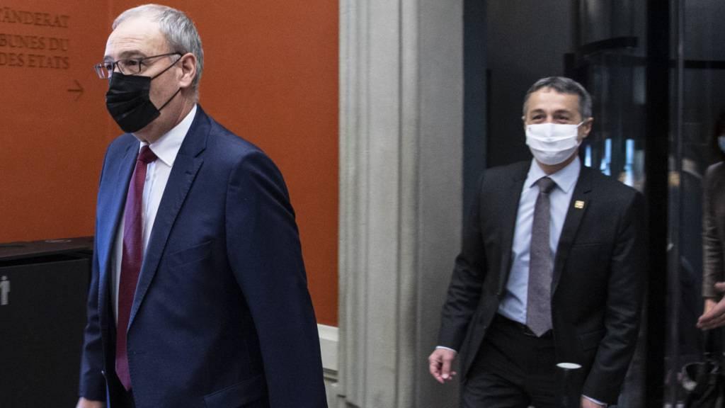 Bundesrat erwartet von EU ein Entgegenkommen