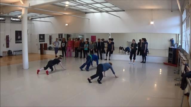 Dance Workshop anlässlich der Tanztage Olten