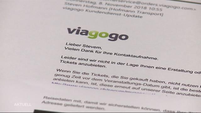 Viagogo zockt einen Rammstein-Fan ab