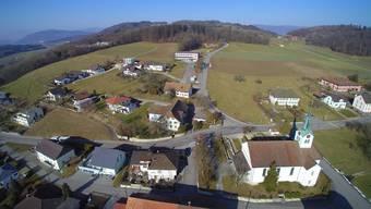 Der Dorfkern Walterswils ist zurzeit eine Planungszone.