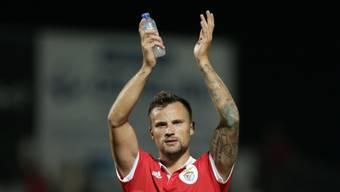 Haris Seferovic verpasste den Rekord von Eusebio