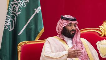Anzeige von Aktivisten: Für den saudischen Kronprinzen Mohammed bin Salman könnte es beim G-20-Treffen in Argentinien ungemütlich werden.