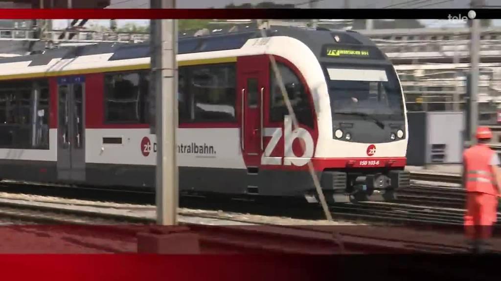 Geschichte Zentralbahn
