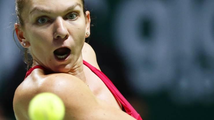 Bleibt bis zum Australian Open an der Spitze der Weltrangliste: Simona Halep