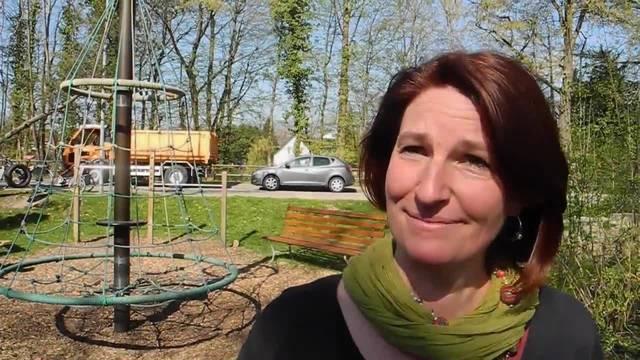 Monika Roth, neue Geschäftsführerin des Vereins Solothurner Quartierspielplätze: «Die Spielplätze sind wichtig in der heutigen Welt mit all der Technologie»
