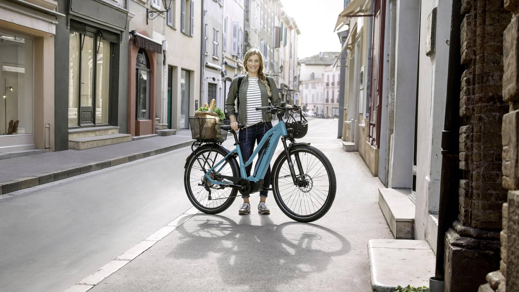 Visual Bike World