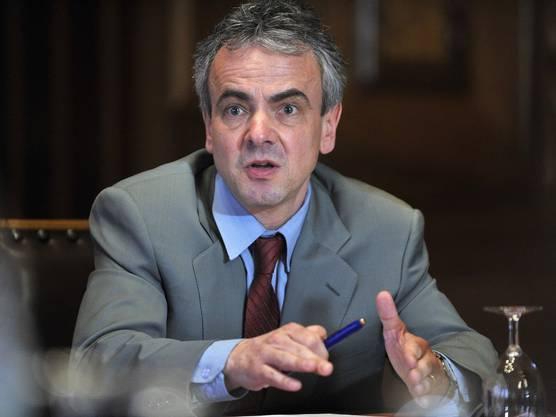 Rechtsprofessor Markus Schefer wurde 2018 in den UNO-Ausschuss für Behindertenrechte gewählt. (Archivbild, 2009/Keystone)