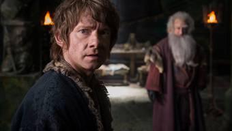 Martin Freeman alias Bilbo Beutlin lockt die Schweizer ins Kino