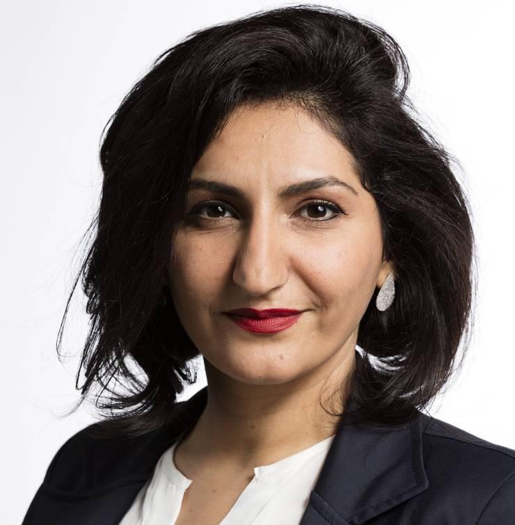 Sibel Arslan (36) ist Juristin undBasler Nationalrätin für die Grünen (BastA!).