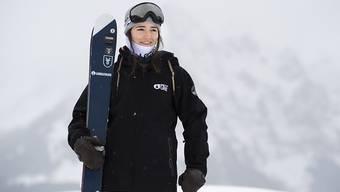 Mathilde Gremaud gewinnt an den X-Games in Aspen Gold im Big-Air-Contest