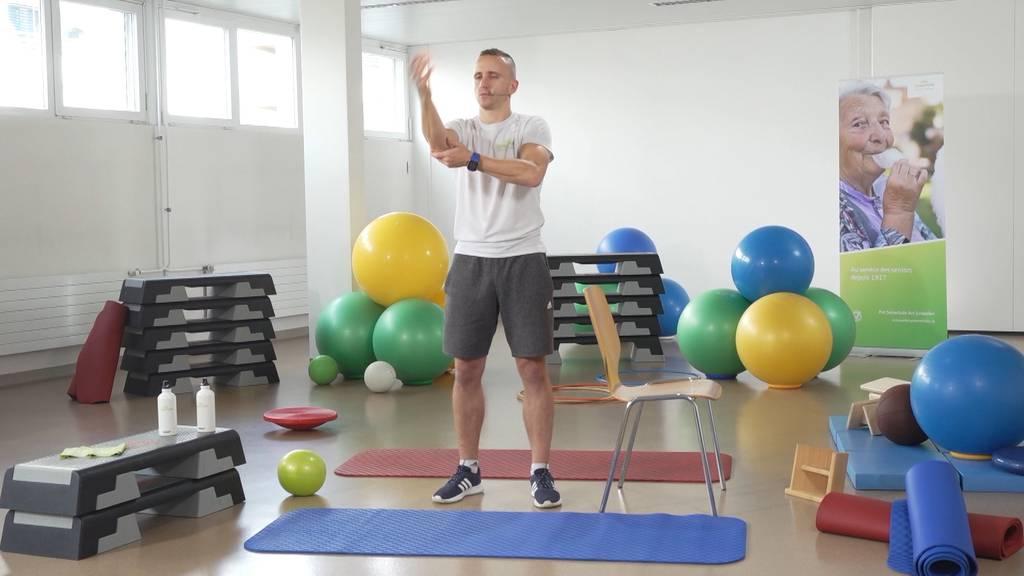 «Gymnastik im Wohnzimmer» vom 18. Februar 2021