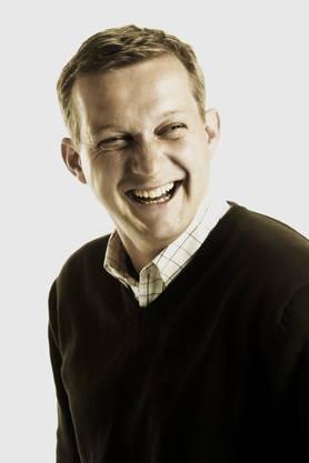 Simon Enzler will mit dem Programm vestolis begeistern