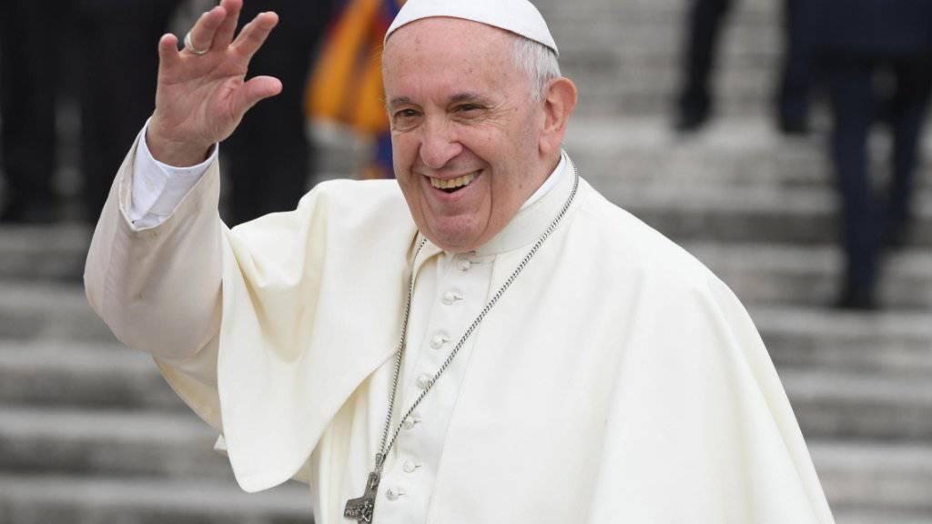 Papst warnt Jugend vor Populismus