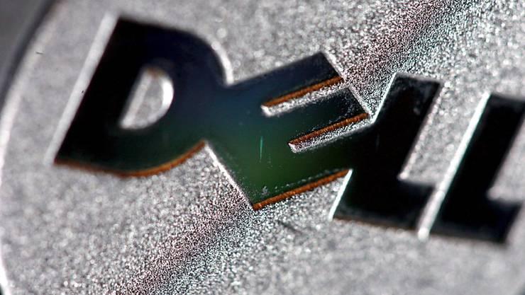 Der US-Technologiekonzern Dell hat im abgelaufenen Geschäftsquartal einen Gewinn von über 4,5 Milliarden Dollar erzielt. (Archivbild)