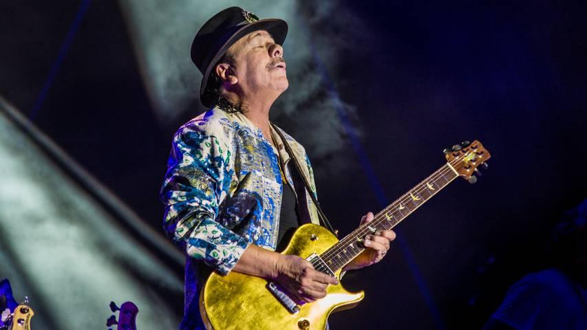 Santana - Zeit seine Karriere zu feiern!
