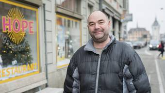 «Ich möchte arbeiten, doch ich muss auch auf meine Gesundheit achten», sagt der Sozialhilfebezüger Michael Torti.