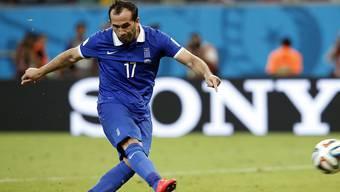 Der Grieche Theofanis Gekas ist einer der prominentesten Neuzugänge in der Super League