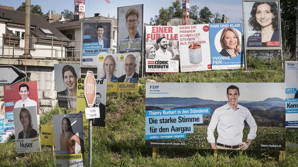 «Scho chli ahsträngend!» – Das Leben mit einem Nationalratskandidaten