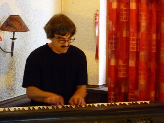 Pianisten Thomas Scheytt