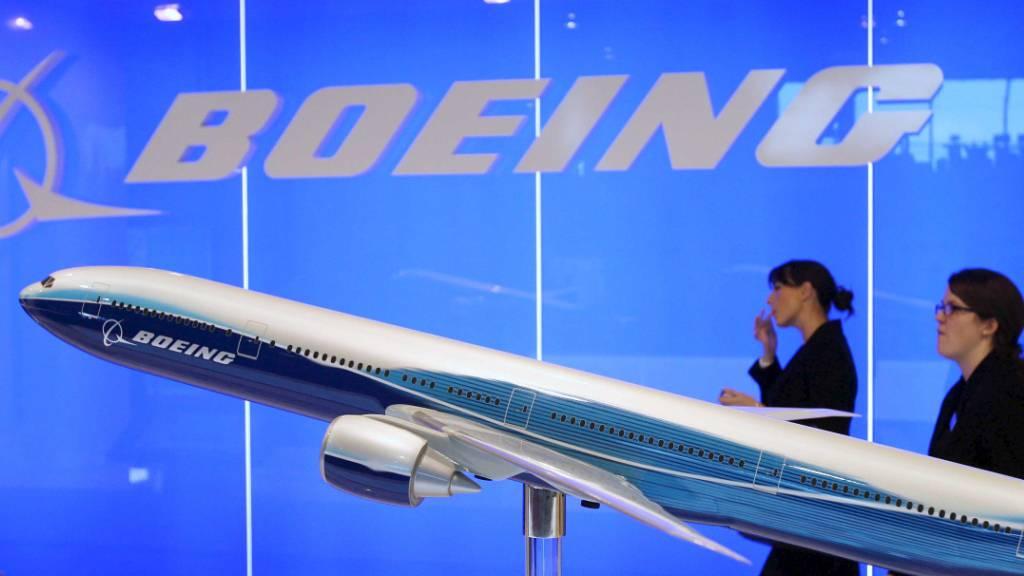 Boeing erleidet Rekordverlust von knapp zwölf Milliarden Dollar