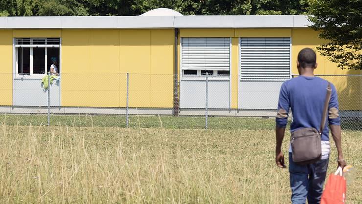 Das Asylzentrum Embrach.