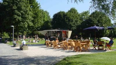 Die Sommerbars in Luzern sind wieder offen