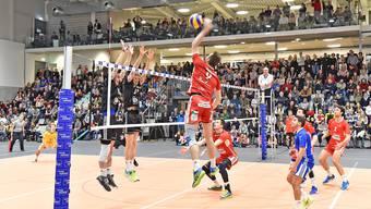 Für Volley Schönenwerd startet die neue Saison mit dem Spiel gegen die amtierenden Schweizermeister.