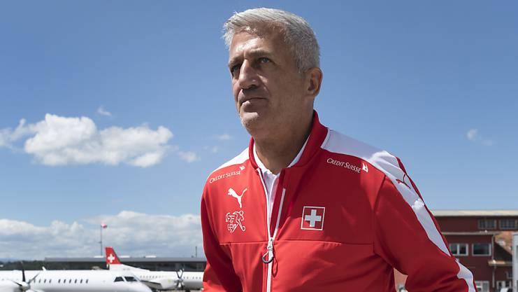 Nationalcoach Vladimir Petkovic hat das Vertrauen in sich selbst gefunden