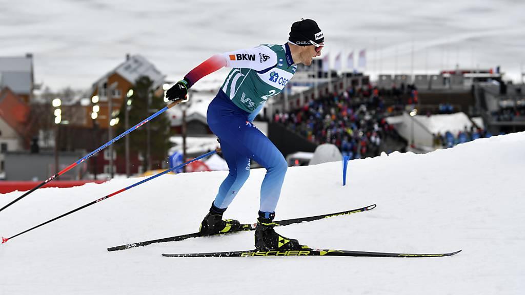 Auch letzte Rennen im Langlauf-Weltcup abgesagt