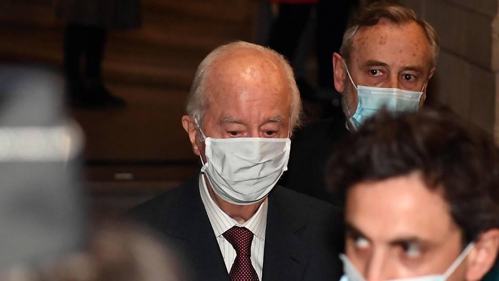 Schwarzgeld-Prozess gegen Frankreichs Ex-Premier Balladur beginnt