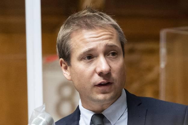 Philippe Nantermod ist Nationalrat der FDP Wallis.