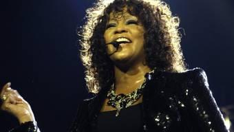 Whitney Houston 2010 in der O2-Arena in London