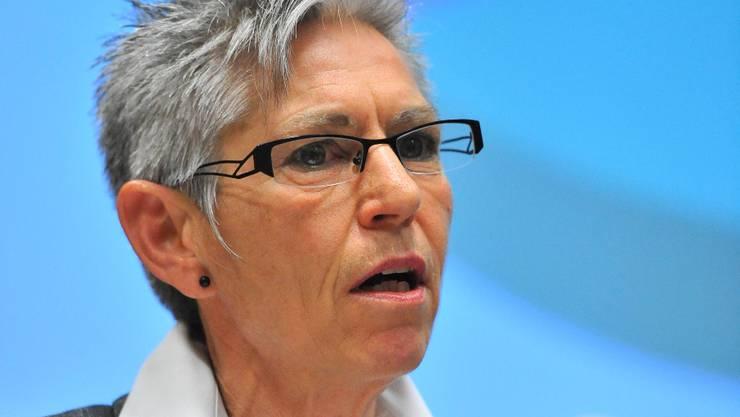 Sigrun Kuhn, Präsidentin des Solothurner Spitexverbandes. om