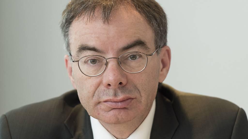 Der frühere HSG-Rektor Thomas Bieger berät neu die Bündner Regierung in touristischen Angelegenheiten. (Archivbild)