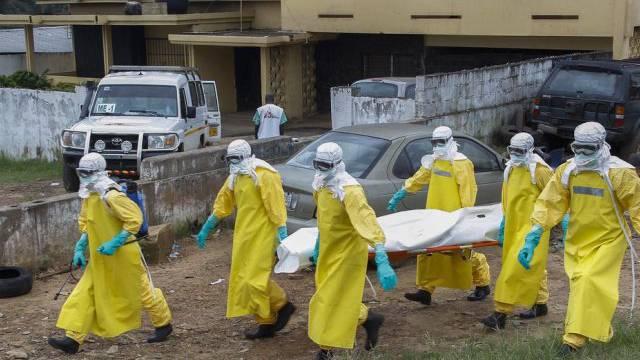 Liberia ist am stärksten von Ebola betroffen