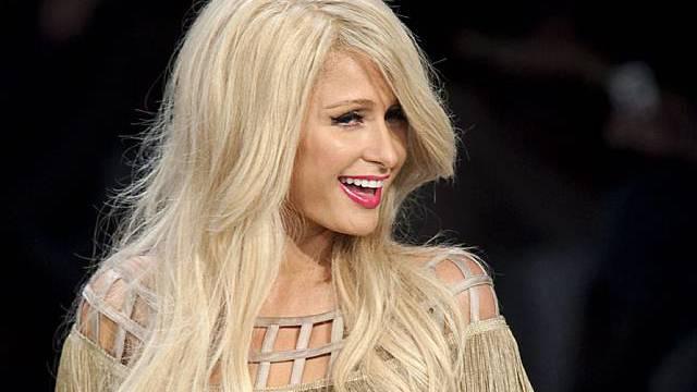 Paris Hilton erleichtert (Archiv)
