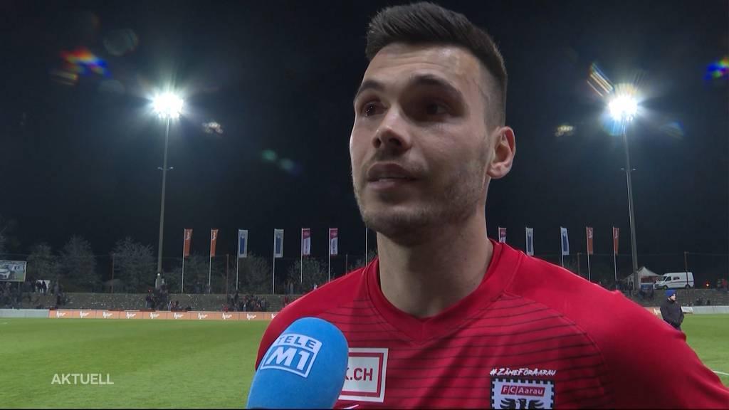 FC Aarau verpasst gegen Winterthur wichtige Punkte