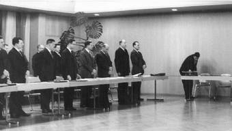 50 Jahre Einwohnerrat Wettingen