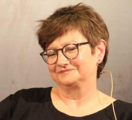 Barbara Ingold-Reinhart, Leiterin des Buchprojekts: «Mir imponieren bestimmte Absolventinnen: Marie Munzinger, genannt «Mizzi», die bis nach São Paulo kam.»